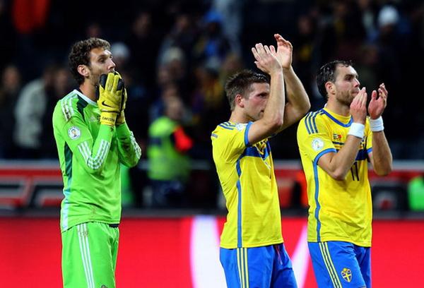 Швеция, Украина и еще десять сборных, которых будет не хватать в Бразилии