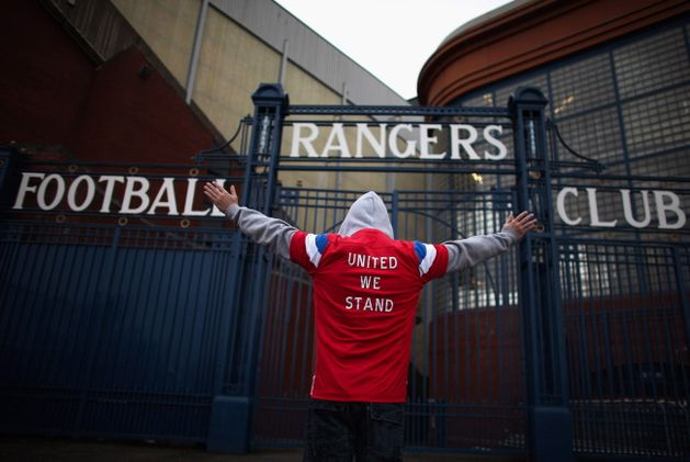 Rangers threaten to move out of Scotland league should the Scottish game be reformed as planned