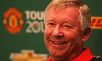 Ferguson wants the Premier League title back