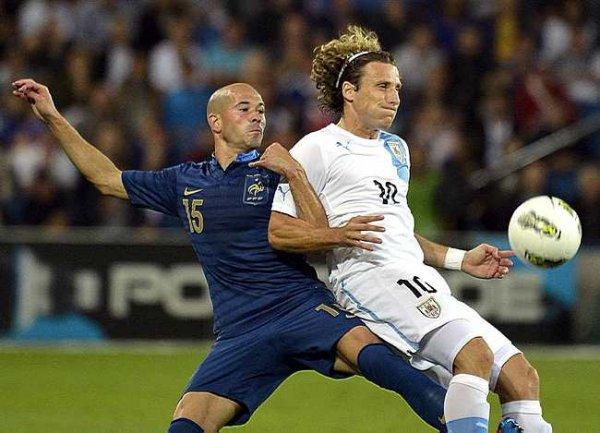 Товарищеский матч. Уругвай — Франция. Прогноз. «Пятидневный БраУр»