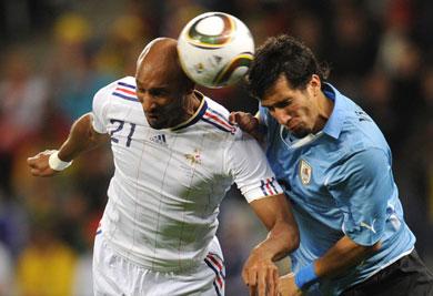Товарищеский матч. Франция — Уругвай. Прогноз. «270 минут без голов»