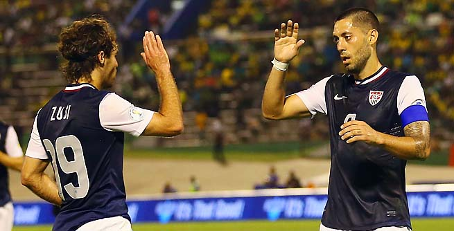 World Cup qualifiers' results (CONCACAF): USA go top after win over Panama