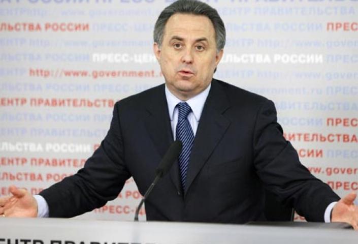 Виталий Мутко: «Свои петарды мы должны отбросать, ничего другого не придумано»