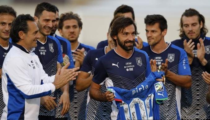 Кубок конфедераций-2013. Италия — Япония — 4:3. Как это было