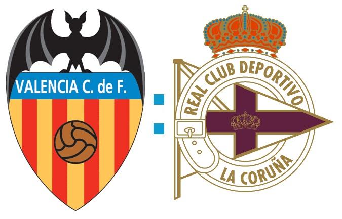 Испанская Ла лига. 2-й тур. «Валенсия» упустила победу над «Депортиво»
