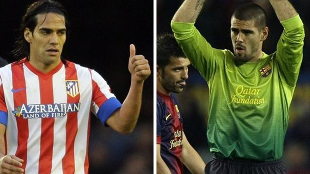 Falcao and Valdes arrived to Monaco for medical