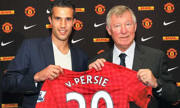 Fergie: Van Persie was never interested in City move
