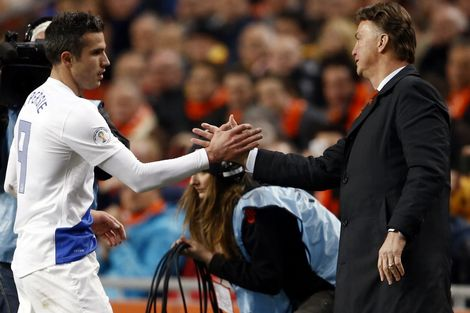 Van Gaal happy with Netherlands win