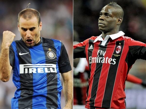 Итальянская Серия А. «Интер» — «Милан». Онлайн-трансляция начнется в 23.45
