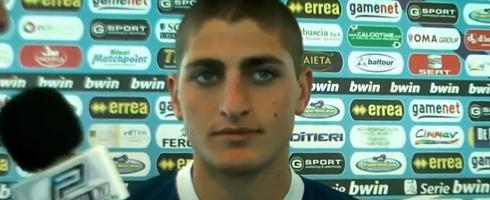 Карло Анчелотти: «Марко Верратти — новый Пирло»