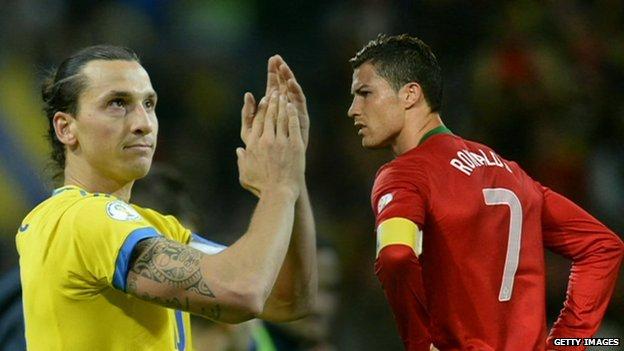 Чемпионат мира-2014. Раунд плей-офф. Португалия — Швеция — 1:0. Хроника событий