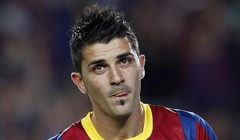 Villa to ask Barca's hierarchy to let him join Arsenal