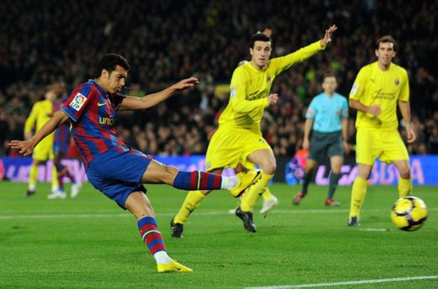 Испанская Ла лига. «Барселона» — «Вильярреал» — 2:1. Хроника событий