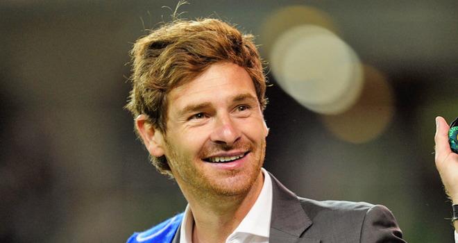PSG to make an approach for Villas-Boas