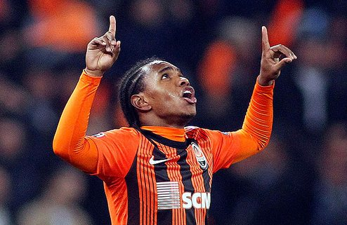 Willian stays at Shakhtar