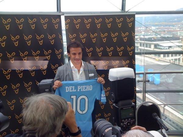 Алессандро Дель Пьеро определился с номером, под которым будет выступать в «Сиднее»