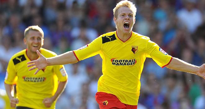 Watford Vydra eyes Premier League move