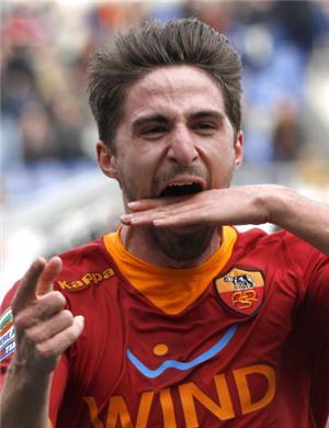 «Рома» подтверждает интерес к Борини со стороны «Ливерпуля»