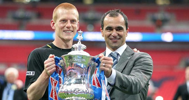 Wigan lift FA Cup after an unlikely 1-0 win over Man City