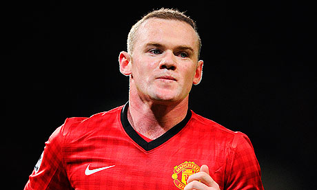 Wenger admitted interest in Rooney