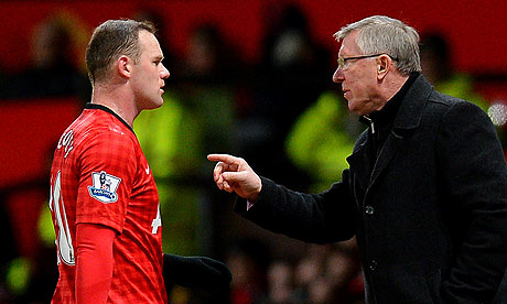 Man Utd to offer Rooney a new contract