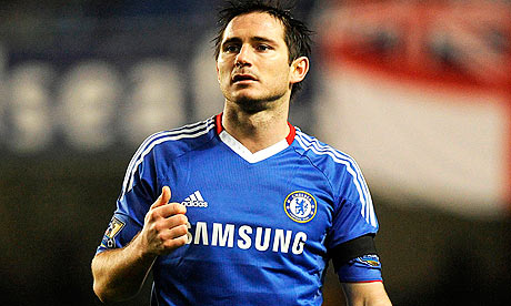 Lampard says Champions League success kept the team together