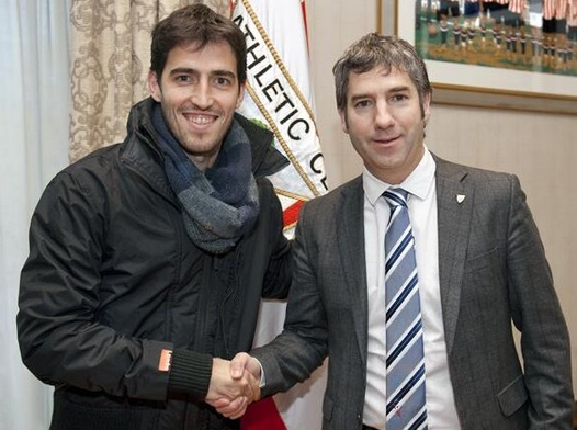 Ираола продлил контракт с «Атлетиком» до 2015 года