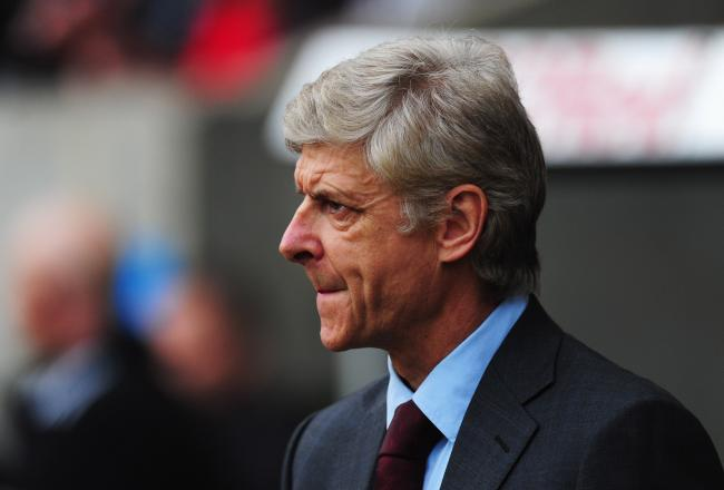 PSG to make an approach for Wenger