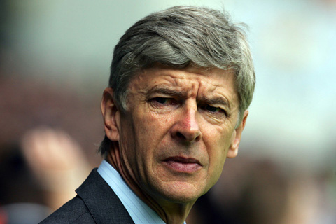 Wenger confident about top four finish