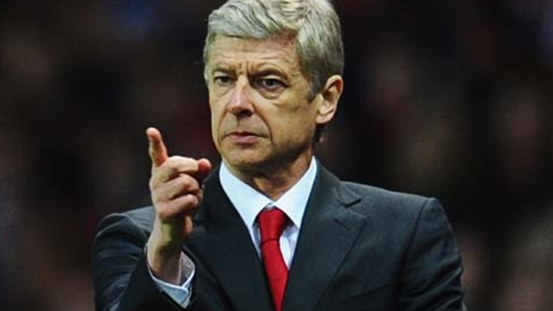 Wenger wants to land a striker
