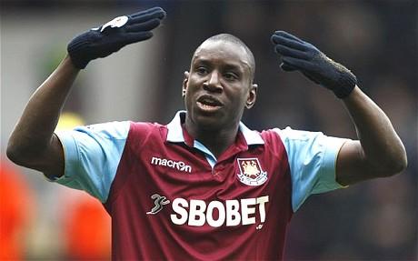 West Ham eye switch for Chelsea Demba Ba