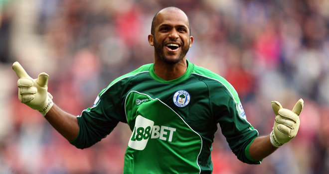 Liverpool to make a switch for Wigan Al Habsi