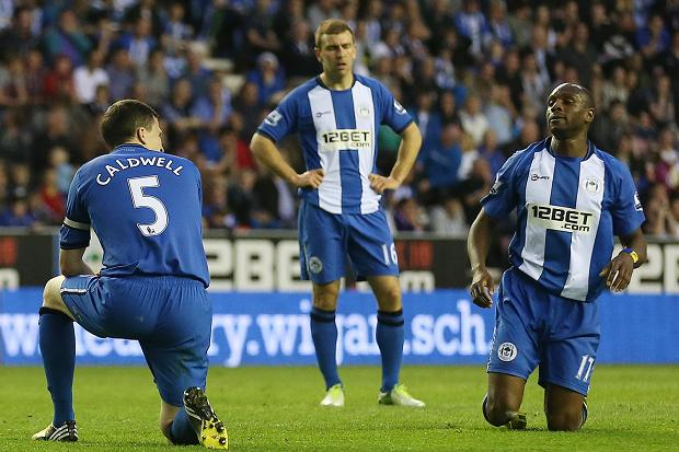 Premier League results: Wigan on the brink of relegation after 2-3 defat against Swansea