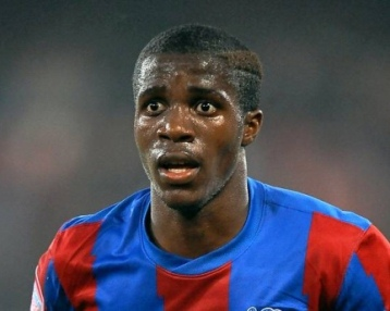Wilfred Zaha: England's hottest perspective