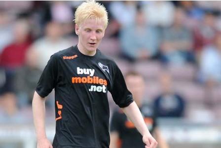 Man City chase Derby starlet Hughes