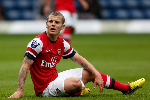 Arjen Robben: Arsenal could lose Wilshere
