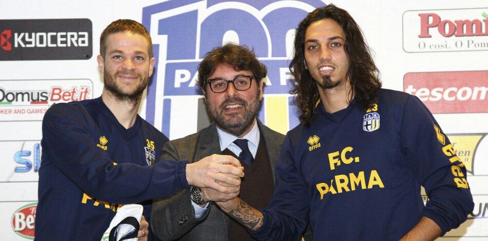 «Парма» объявила об аренде полузащитника «Интера» Скелотто (ФОТО)