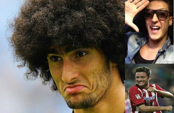 «Манчестер Юнайтед» выбирает между Феллайни, Эррерой и Озилом