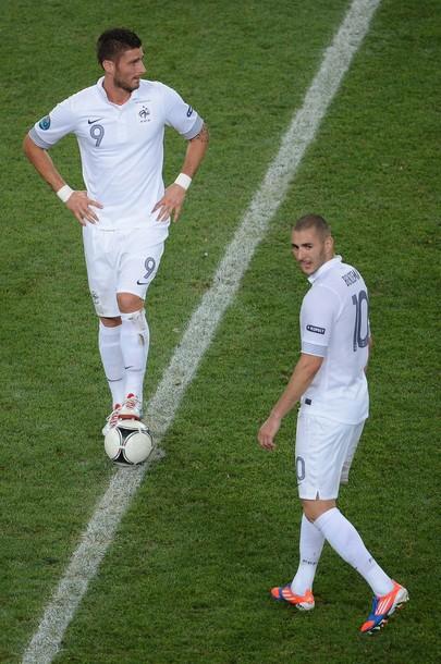 Оливье Жиру поддерживает наказание футболистов сборной Франции