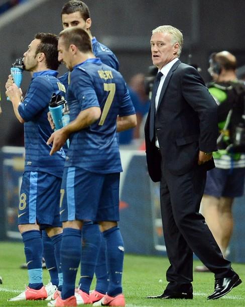 Товарищеский матч. Франция — Уругвай — 0:0. «Это судьба»