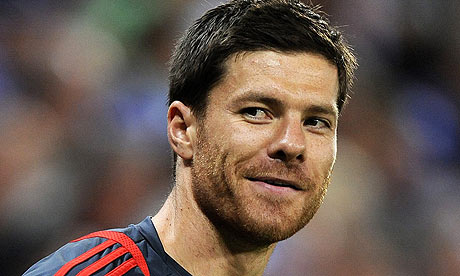Xabi Alonso has undergone a surgery