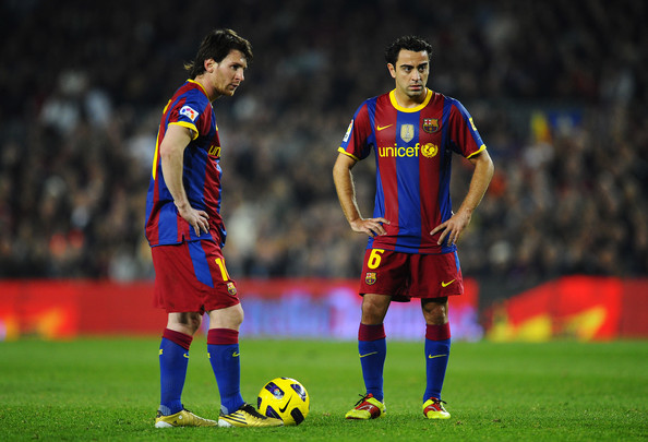 Xavi expects Messi to feature against Bayern Munich
