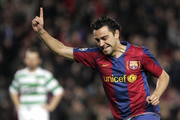 Хави считает победу «Барселоны» над «Спартаком» предрешенной