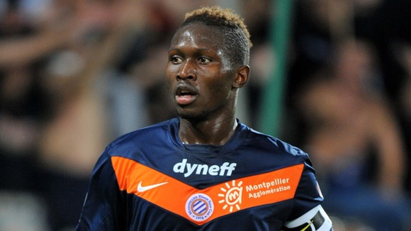 Newcastle have agreed terms for transfer of Montpellier Yanga-Mbiwa