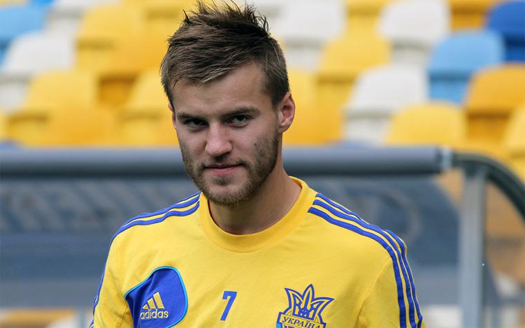 Андрей Ярмоленко: «Динамо» нужно проходить ближайшего соперника и смотреть дальше