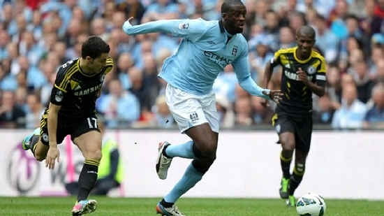 FA Cup semi-final results: Man City 2-1 Chelsea