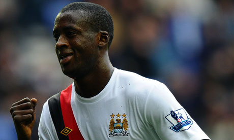 Yaya Toure: we are on course to defend the Premier league title