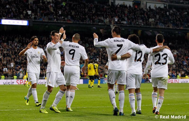 Испанская Ла лига. «Райо Вальекано» — «Реал» — 2:3. Хроника событий