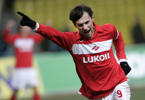 В прощальном матче Егора Титова победили звезды «Спартака»