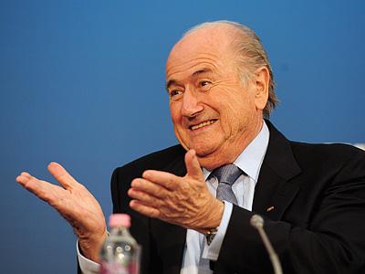 Йозеф Блаттер: «ФИФА понимает обеспокоенность жителей Бразилии»